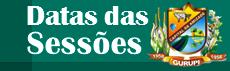 Banner Datas-Câmara de Gurupi-TO
