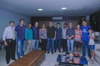 Após apoio de vereadores, time de Futsal de Gurupi recebe incentivo da Prefeitura para participar da Taça Brasil Clubes