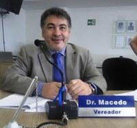 Dr. Macedo propõe o dia municipal do jornalista e radialista
