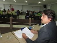 Eduardo Fortes propõe criação de creche noturna em Gurupi