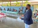 Educação segue como principal foco do Vereador Professor Davi Abrantes em Gurupi