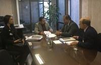 Em Brasília Sargento Jenilson tenta reverter o Edital de concessão da BR153