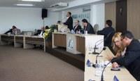 Em primeira sessão, vereadores discutem o resultado do processo eleitoral