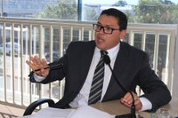 Ivanilson Marinho solicita ao Governo do Estado a implantação de unidade de tele atendimento de AVC em Gurupi