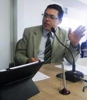 Ivanilson pede ao executivo a regularização fundiária dos setores Jardim da Luz e Tocantins