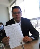 Ivanilson pede implantação de Centro para o tratamento a Hanseníase
