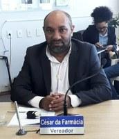 LAZER - Requerimento do vereador Cesar da Farmácia aprovado na Câmara vai beneficiar moradores de três bairros