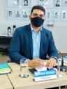 Matheus Monteiro pede testagem da covid para servidores da educação municipal