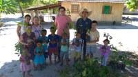 Projeto Ação Bairro a Bairro promove a conscientização sobre arborização e reflorestamento