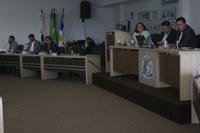 Projetos sociais são temas debatidos na sessão desta quinta