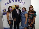 Ronaldo Lira destaca campanha Agosto Lilás em Gurupi