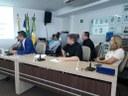 Secretaria de Saúde do município presta contas na Câmara