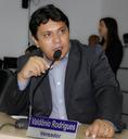 Valdônio Rodrigues cobra conclusão asfáltica em bairros de Gurupi