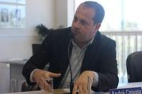 Vereador André Caixeta defende realização de mutirão de atendimento de laqueadura, histerectomia e períneo