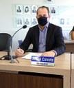Vereador André Caixeta propõe a inserção do distrito Trevo da Praia na Rota Nacional de Turismo.