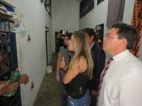 Vereador Ivanilson Marinho acompanha OAB e Assembleia nas visitas ao sistema prisional