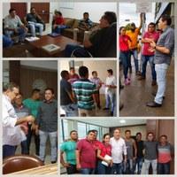 Vereador Ivanilson soluciona problema de vendedores ambulantes da Avenida Goiás