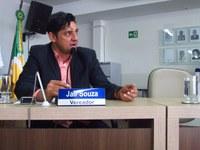Vereador Jair Souza apresenta proposta de PCCR dos Agentes de Trânsito de Gurupi