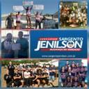 Vereador Sargento Jenilson se destaca pelo apoio aos projetos esportivos e sociais