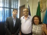 Vereador Walter Junior avalia reunião com Secretário de Segurança Pública do estado como positiva
