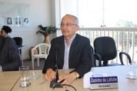 Vereador Zezinho da Lafiche apresenta requerimento solicitando demarcação de vagas para deficientes físicos e idosos no Campus I da Unirg