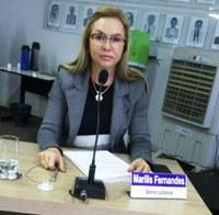 Vereadora Marilis Fernandes solicita doação de nebulizadores para população carente