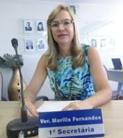 Vereadora Marílis indica ao prefeito que construa uma escola no Jardim das Bandeiras