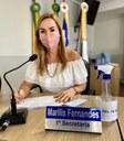Vereadora Marilis solicita ao Executivo PL que regulamenta Cargo e Plano de Carreira e Remuneração dos Agentes Comunitários de Saúde e Agente de Combate às Endemias