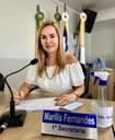 Vereadora Marilis solicita obrigatoriedade da reserva de assento ao acompanhante de pessoa portadora de necessidades especiais