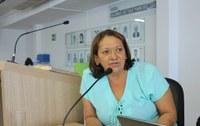 Vereadora Mirian Lustosa, solicita ao Executivo cobertura na parte frontal em UBS de seis bairros