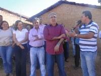 Vereadores participam do lançamento de 56 mil metros de pavimentação asfáltica nessa sexta-feira em Gurupi